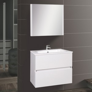 Mobilier baie Euro-Elois White 60