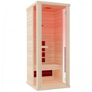 Sauna Euro-Helios hemlock