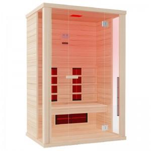 Sauna Euro-Solaris hemlock