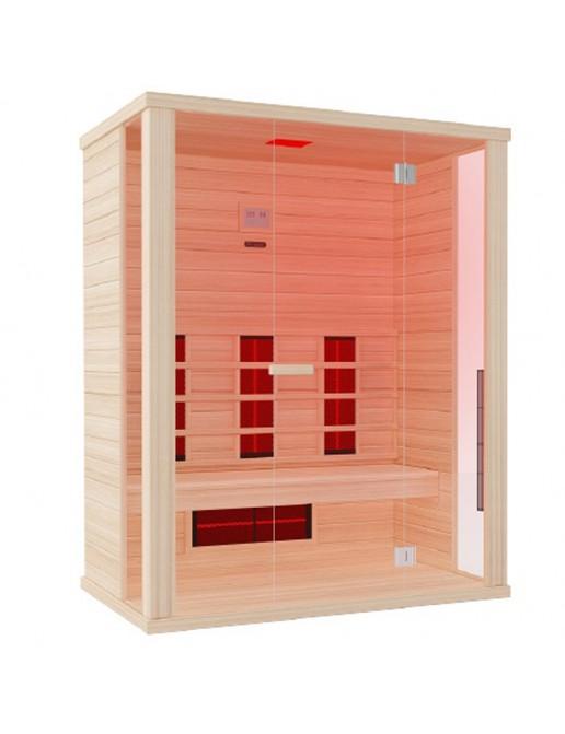 Sauna Euro-Sundance hemlock
