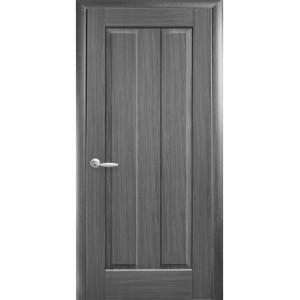 Usa De Interior, MDF 200X80/70/60 cm, Gri, Euro-Premier