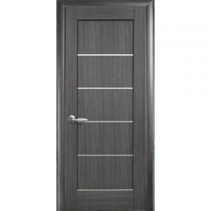 Usa De Interior, MDF 200X80/70/60 cm, Gri, Euro-MARA