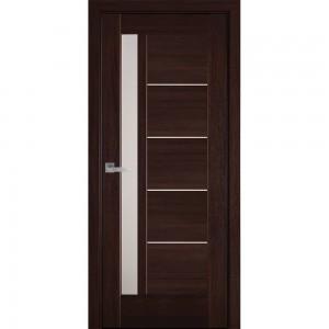 Usa De Interior, MDF 200X80/70/60 cm, Castan, Euro-DETA