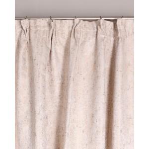Draperie Bellus, maro-auriu, 140x270cm