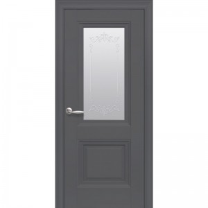 Usa De Interior, MDF 200X80/70/60 cm, Antracit, Euro-Imag